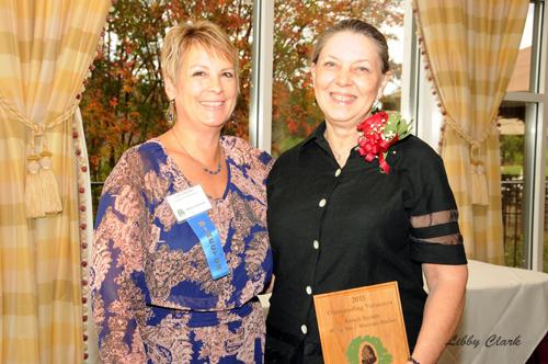 Lisa Dearden and Sarah Smith
