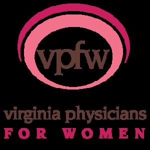 Virginia Physicians for Women Logo